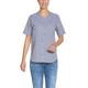 Tatonka Cormac SS Shirt Women sapphire blue